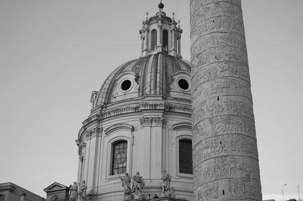Colonna Traiana BN