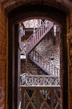 Innenansichten Wasserburg Trakai