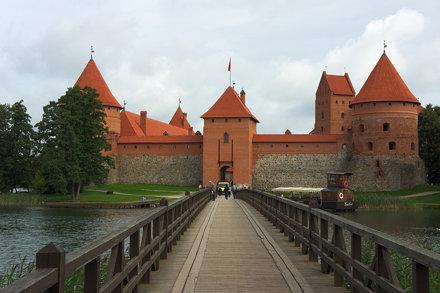 Trakai : Château - 1