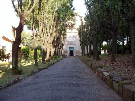 Abbazia delle Tre Fontane - Roma