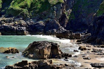 Treen Cove, Gurnards Head. Nikon D3100. DSC_0176
