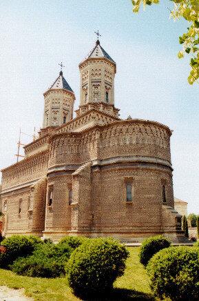Biserica Trei Ierarhi