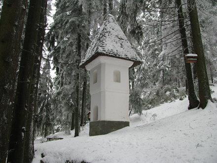 Kapelica Jiblarjevega križa