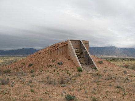 Trinity Nuclear Test Site
