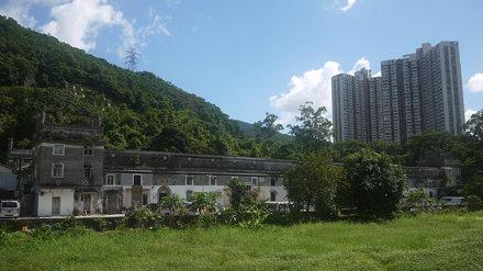 Shan Ha Wai - Tsang Tai Uk