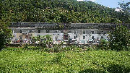 Tsang Tai Uk Exterior