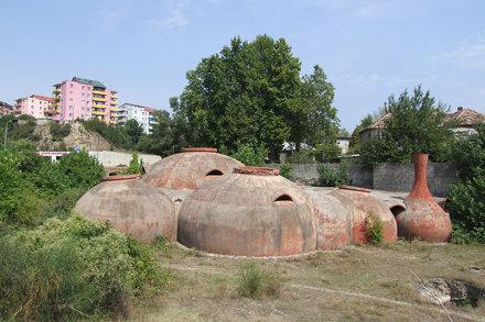 Abandoned public bath, 31.08.2013.
