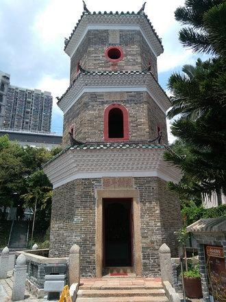 Ping Shan - Tsui Sing Lau Pagoda