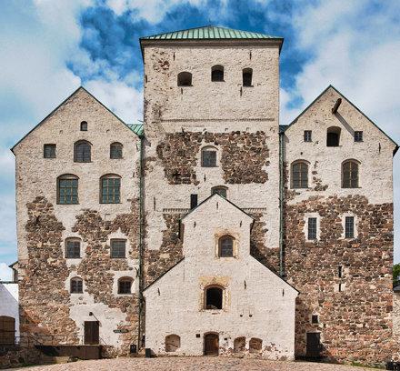 Château assemblé/Assembled castle/Monterat slott 2