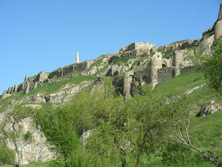 Van, Zitadelle (Tuschpa)