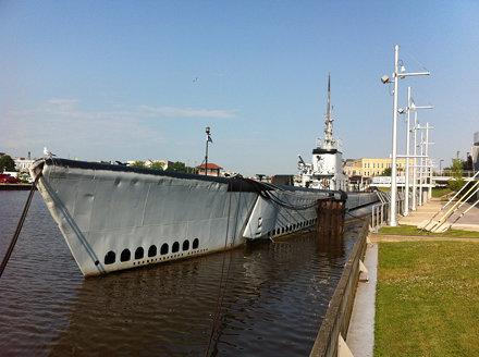 USS Cobia