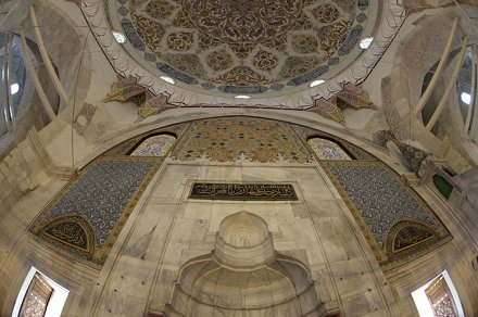 Üç Serefeli Camii
