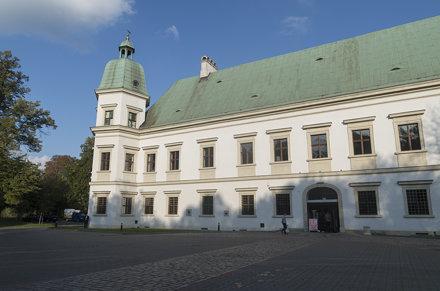 Ujazdów Castle, 28.09.2019.