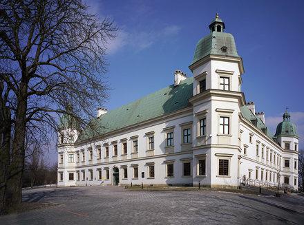 Ujazdów Castle - Warsaw
