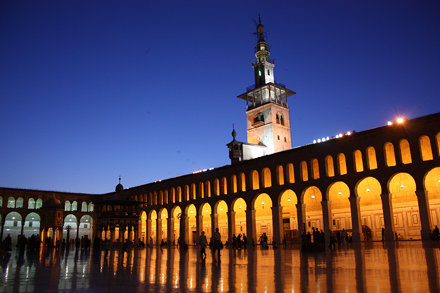 Damascus, Umayyad Mosque
