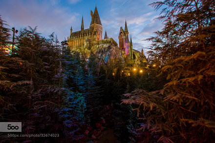 Islands of Adventure - Witchcraft and Wizardry