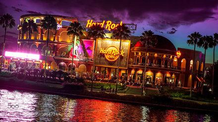 Hard Rock Cafe - Universal Orlando