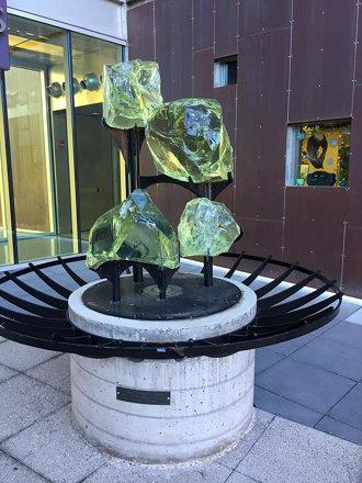 public art on the University of Arizona campus