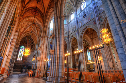 Uppsala Cathedral II