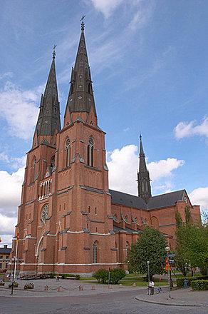 Uppsala Cathedral - Domkyrka