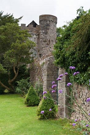 Upton Castle Garden