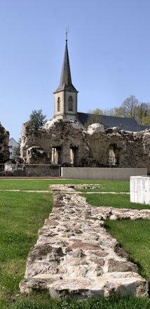 Les Ruines du Château d'Useldange