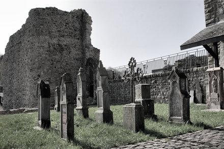 Cimetière du Château d'Useldange