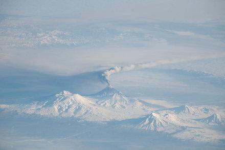Kliuchevskoi Volcano