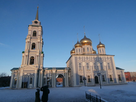 Assumption Cathedral Tula