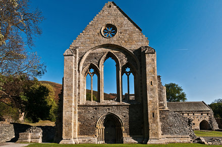 Valle Crucis Abbey 5
