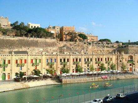Puerto La Valletta  .Malta