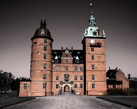 Vallø Castle - Vallø Slot
