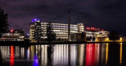 Van Nelle Factory Unesco