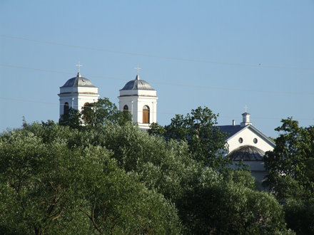 Varakļānu Sv. Marijas katoļu baznīca, 14.07.2007.