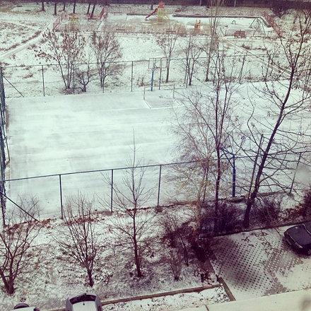 #snowing #varna #bulgaria #winter #troshevo