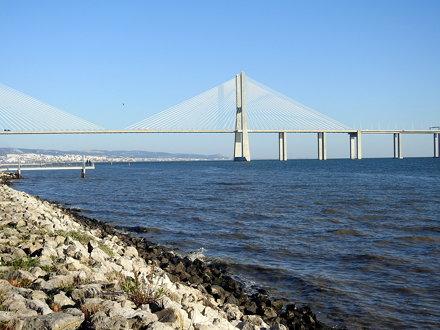 Lisbona (Portogallo) - Ponte Vasco da Gama
