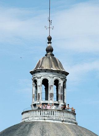 2010.08.22.188 VAUX-le-VICOMTE - Le lanterneau du dôme