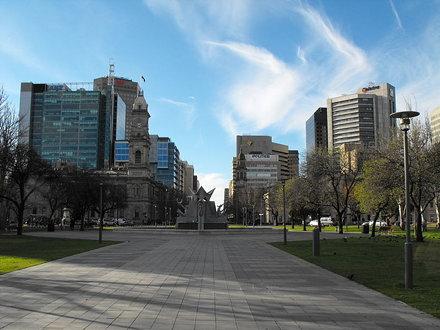 Victoria Square, Adelaide