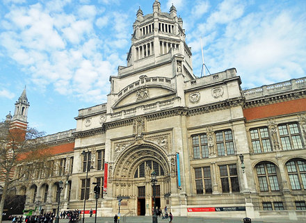 Victoria & Albert Museum in London