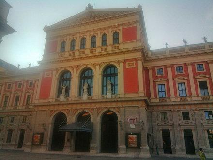 Wiedeńskie Towarzystwo Muzyczne / Musikverein, Vienna
