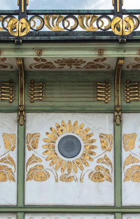 Karlsplatz Pavilion (Detail)