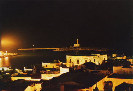 Vieste by Night