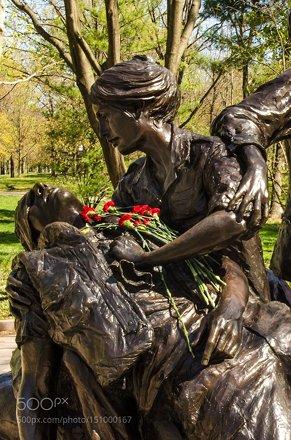 Vietnam Women's Memorial 1