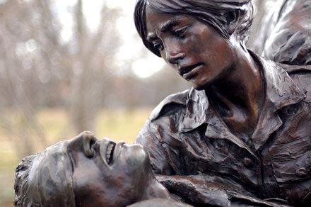The Vietnam Women's Memorial
