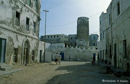 Jami' Hamar Weyne, Mogadishu