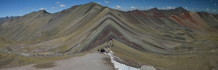 Cerro de Coloes - Vinicunca