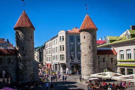 Welcome  to Beautiful Tallinn