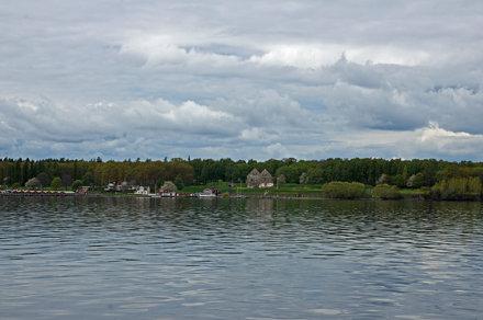 Gränna Harbour, Sweden