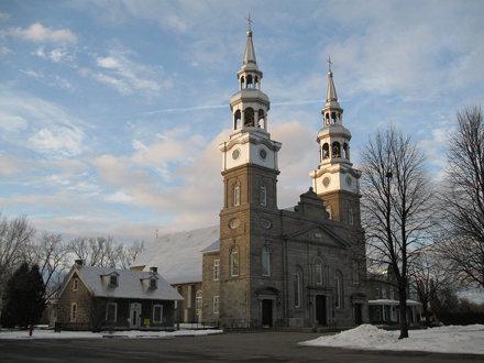 Église de la Visitation de la Bienheureuse-Vierge-Marie
