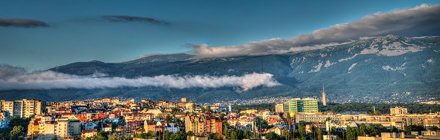 Vitosha on july morning